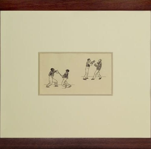 Study of Fencers and Boxers