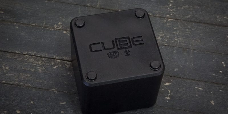 Cube - Hard Black (Type III)