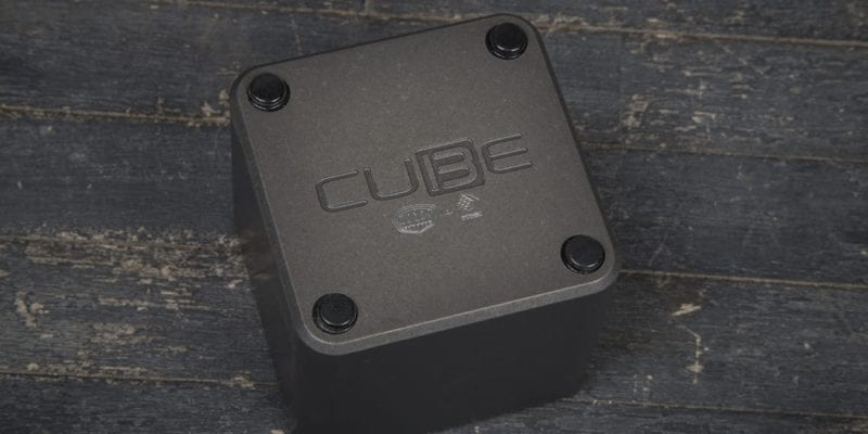 Cube - Natural (Type III)
