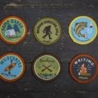 Camp Karas Patch Set